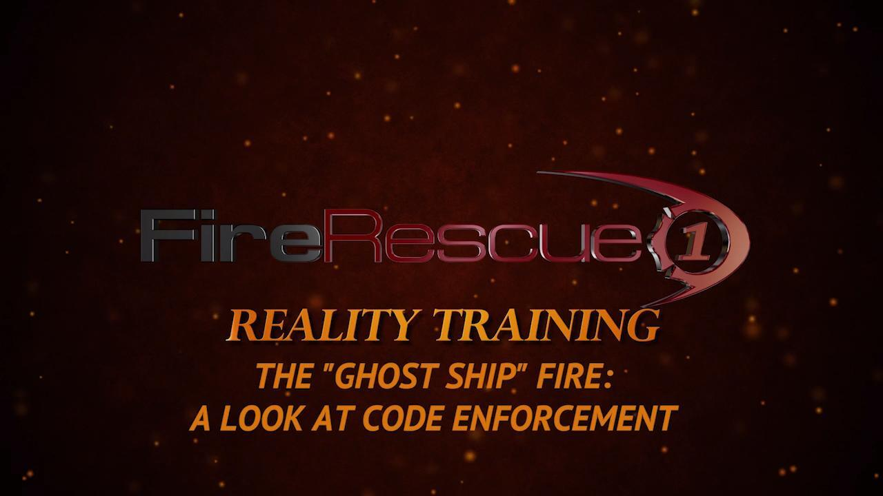 Video Reality Training The Ghost Ship Fire A Look At Code Enforcement