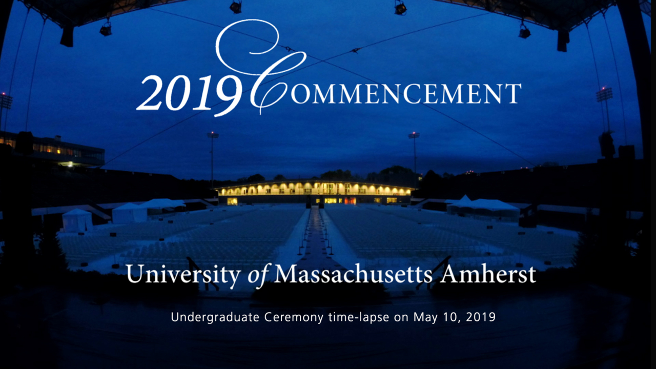 Umass Amherst Graduation 2020.Commencement 2020 Umass Amherst