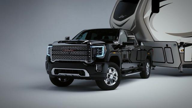 Gmc Sierra Hd Denali Hd 2020
