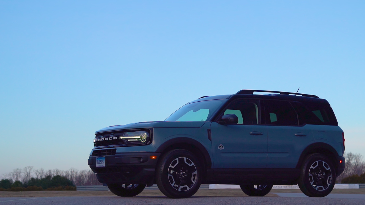Talking Cars 295: 2021 Ford Bronco Sport