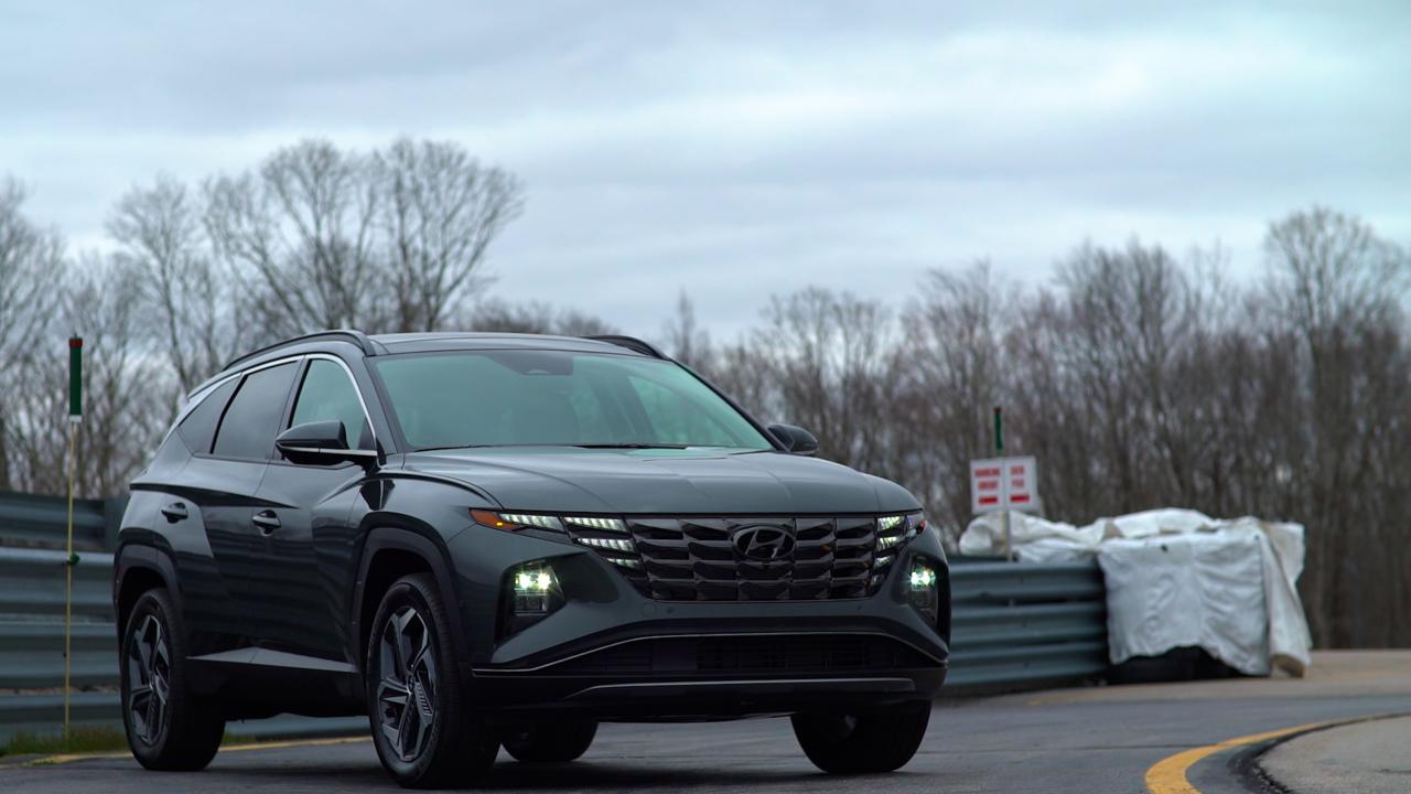 Talking Cars #304: Driving the 2022 Hyundai Tucson