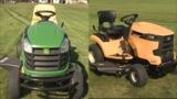 Tractor Face Off: John Deere vs. Cub Cadet