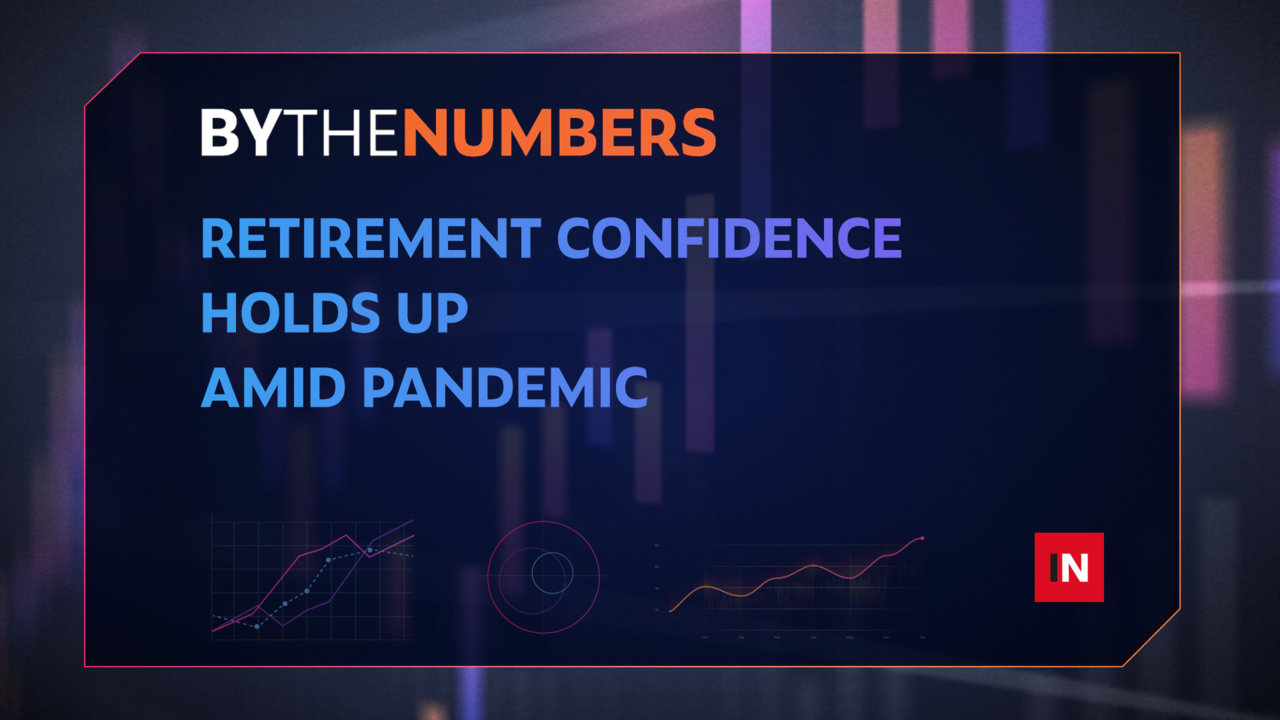 Retirement confidence holds up amid pandemic