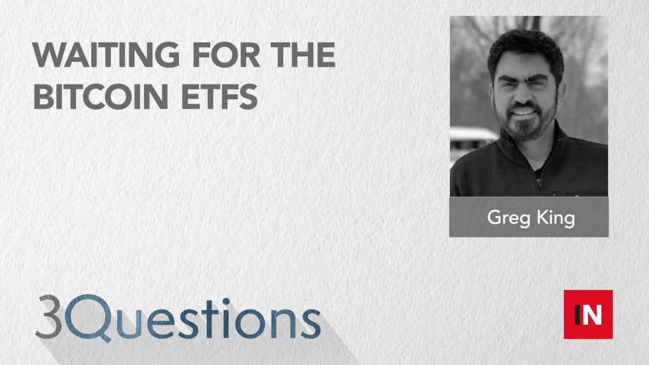Waiting for the Bitcoin ETFs