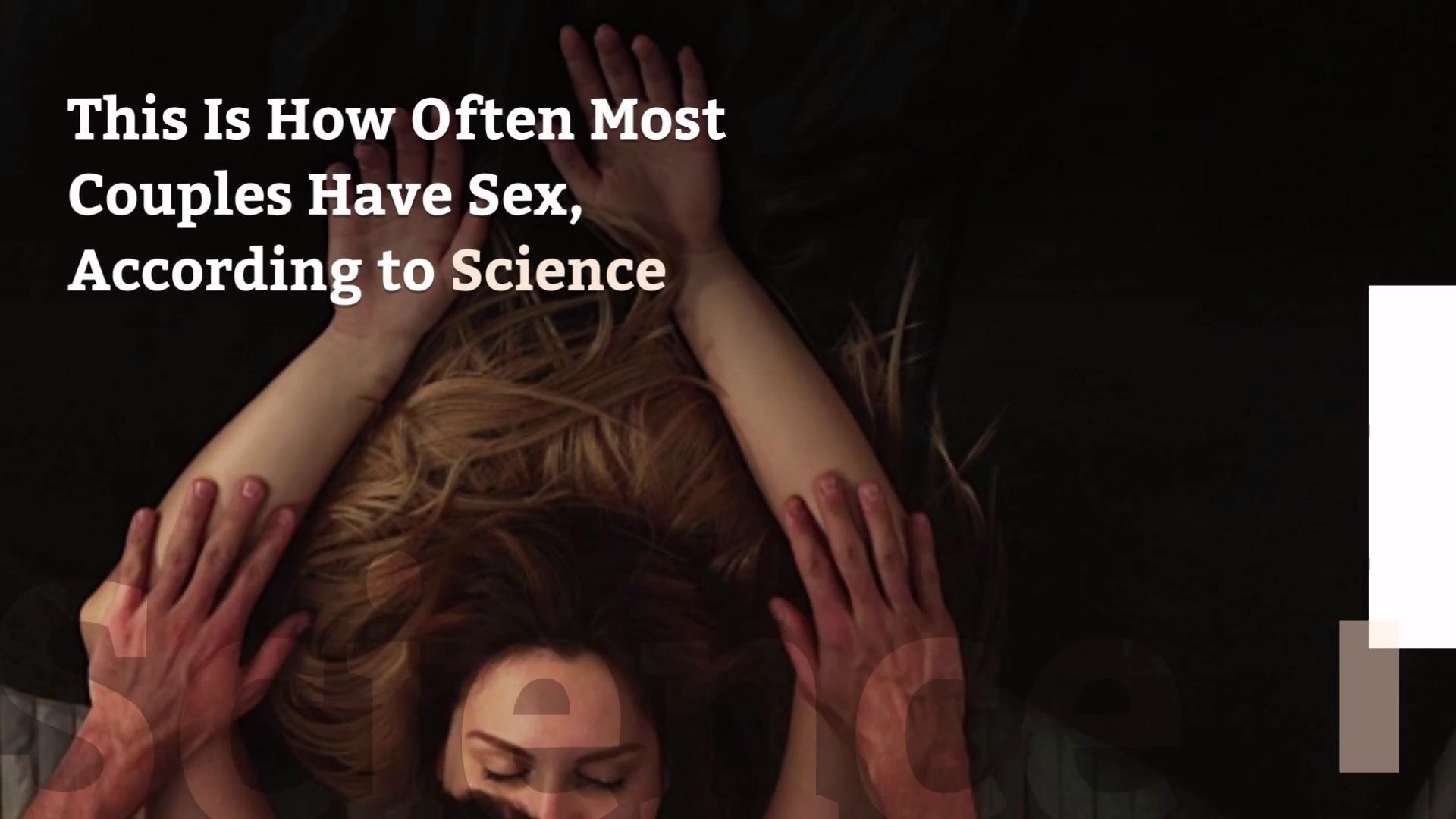 How long can couples have sex