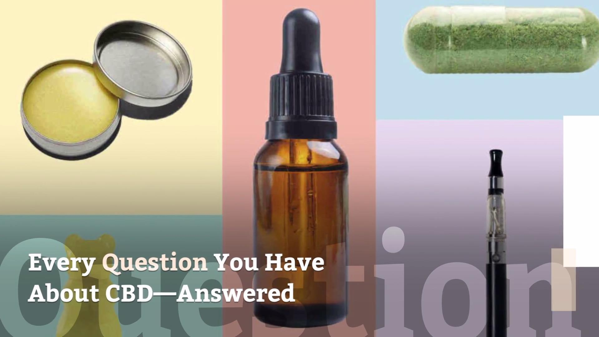What Is CBD? Everything You Need to Know, According to Experts | Health.com