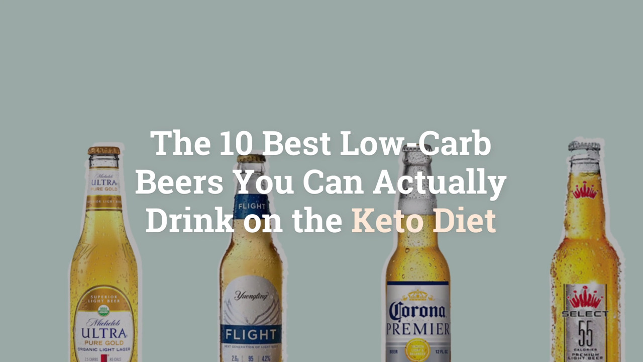what beer is good for diet