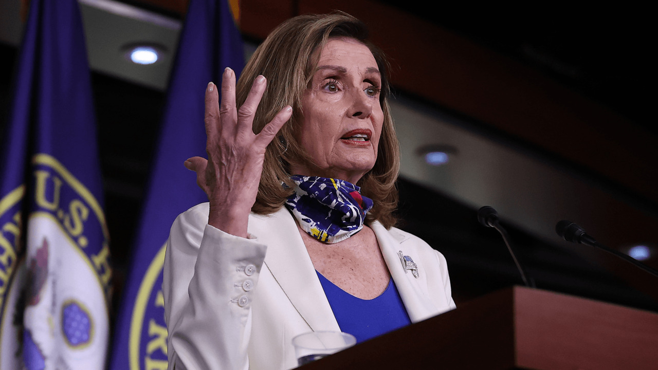 Pelosi signals no coronavirus deal likely with White House