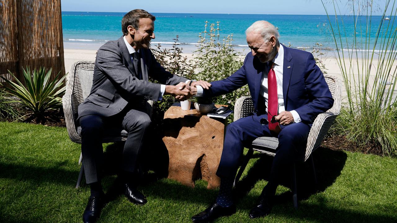 Macron: Biden has 'definitely' convinced allies that U.S. is back – POLITICO