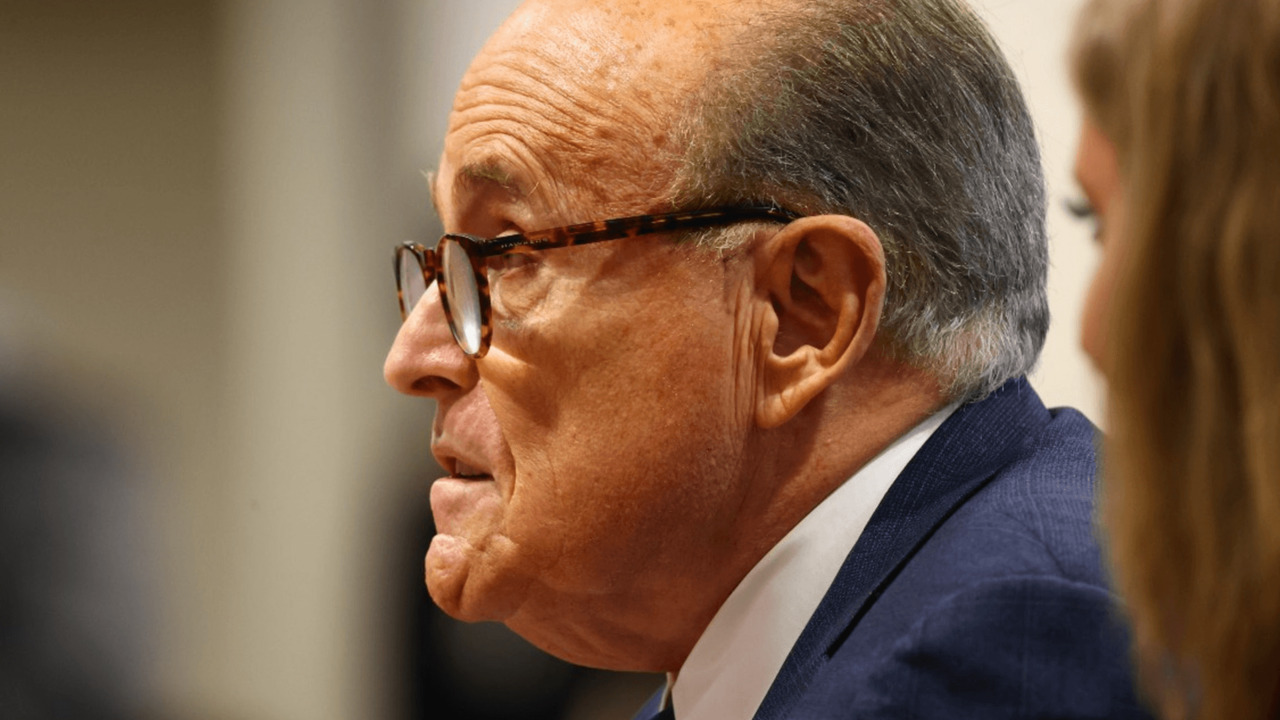 Dominion Voting Systems on its defamation lawsuit against Rudy Giuliani