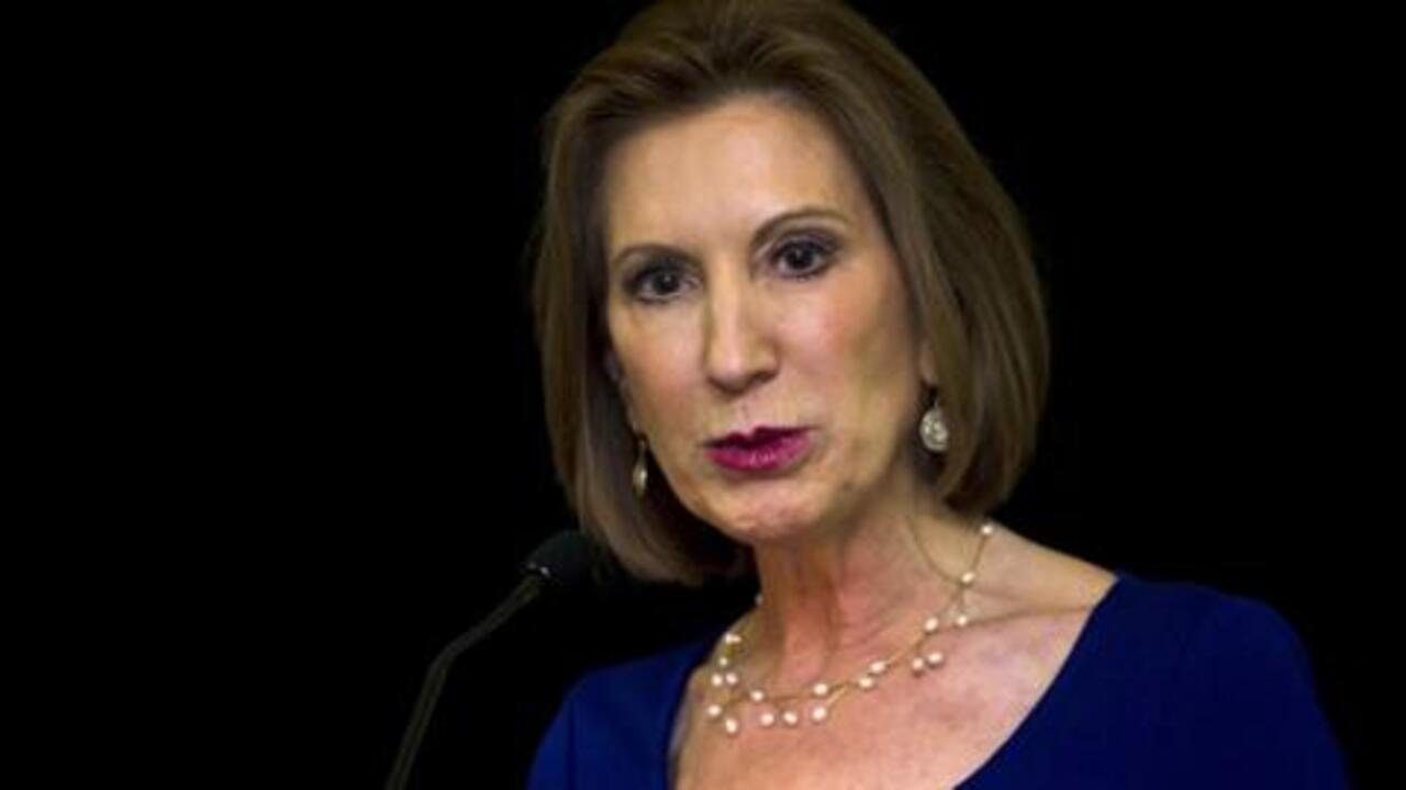 Petition · Stop catering to the establishment! Allow Carly