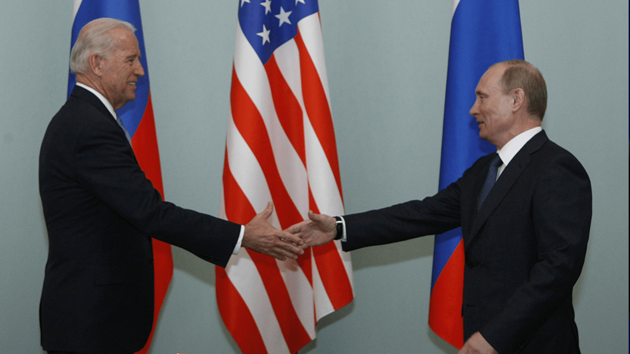 On first call with Putin, Biden raises election interference, bounties, Navalny poisoning