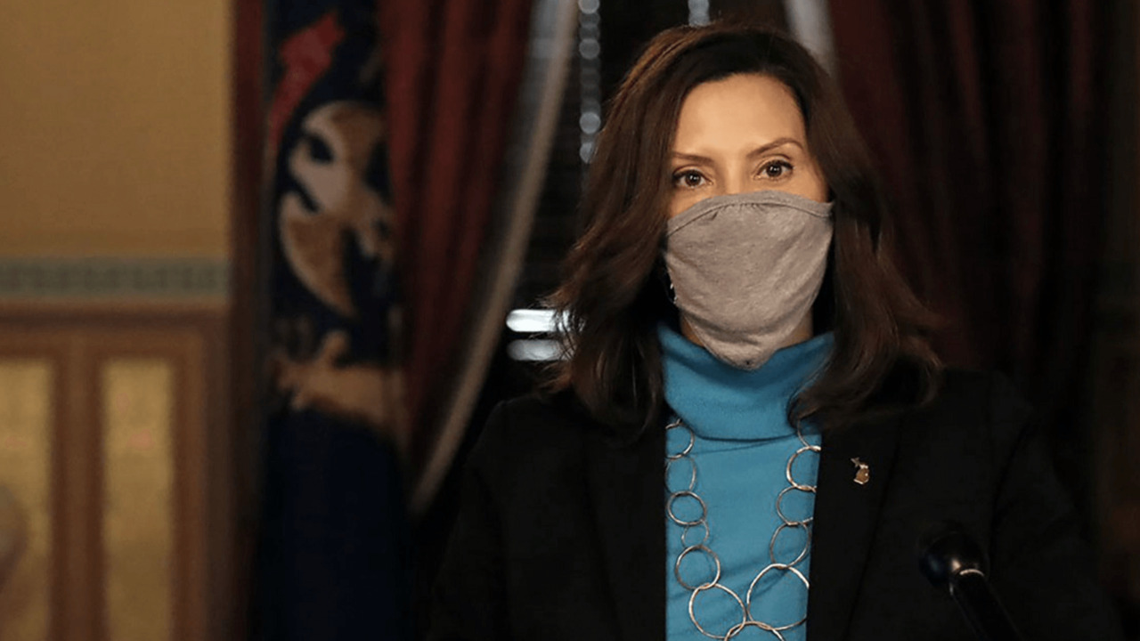 Whitmer: Atlas' call for Michiganders to 'rise up' against Covid restrictions 'took my breath away'