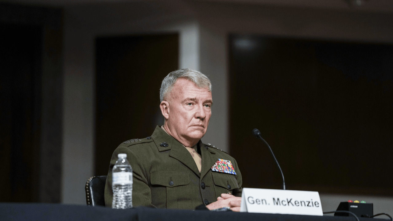 Top generals contradict Biden, say they urged him not to withdraw from Afghanistan
