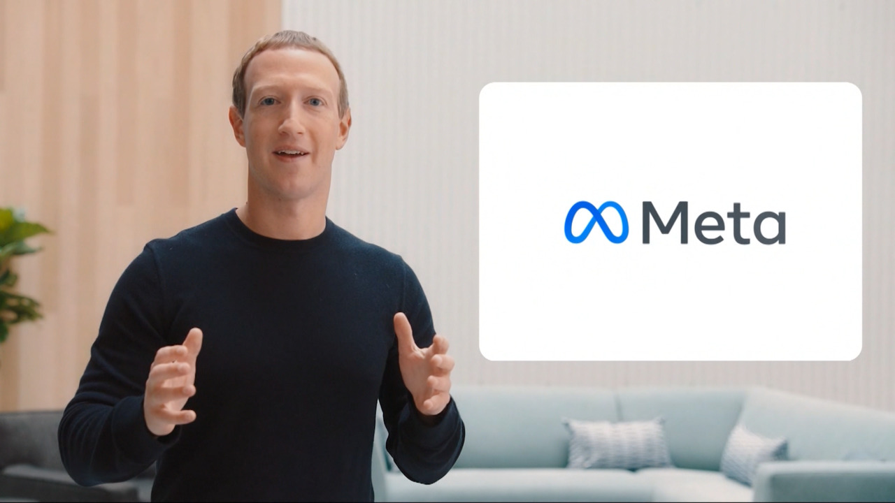 Zuckerberg announces Facebooks new name