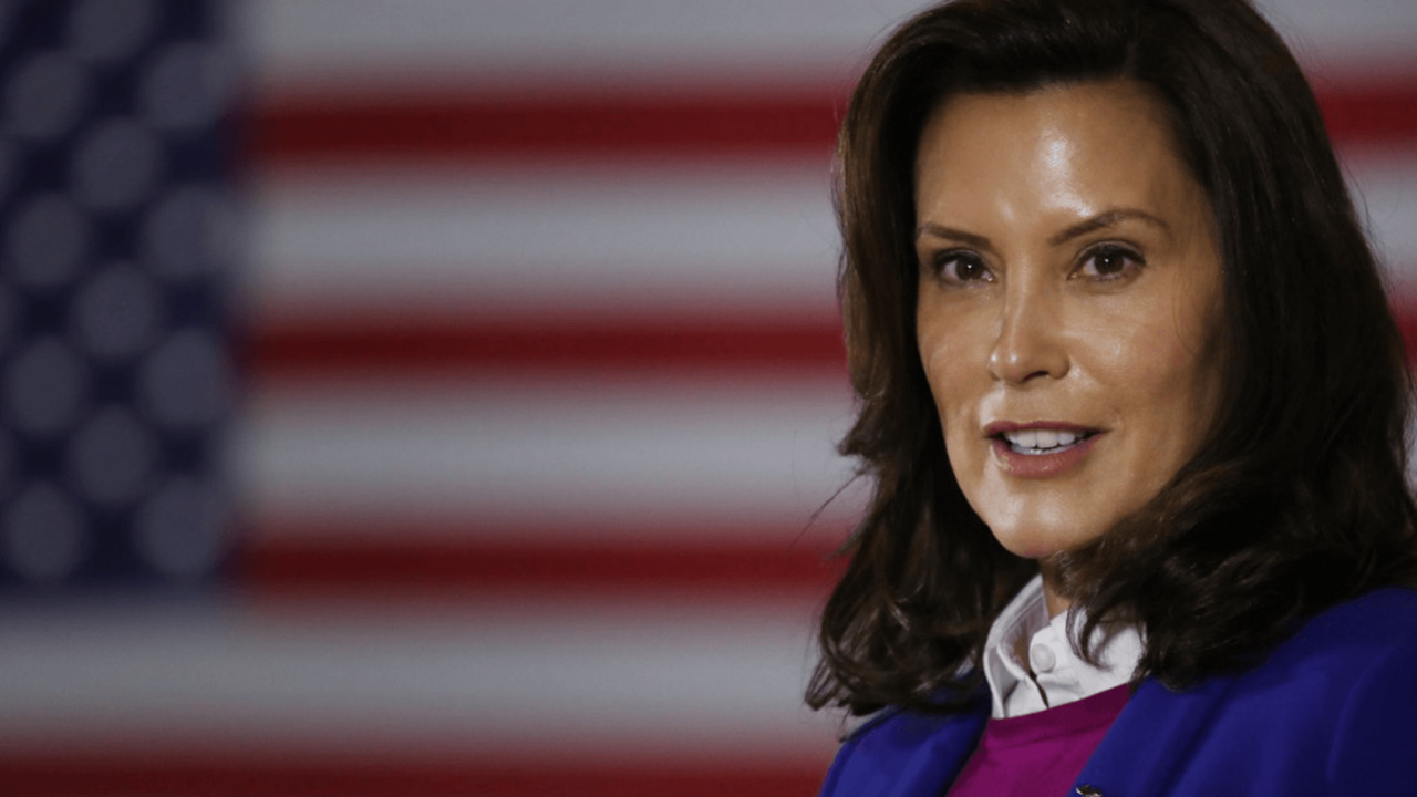 Whitmer suggests double standard for Dem, GOP politicians on misconduct allegations