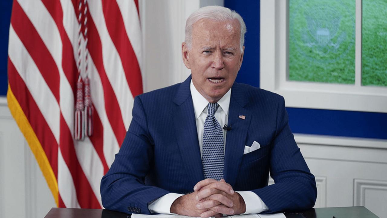 Biden announces 'partnership' with EU on global vaccine distribution effort