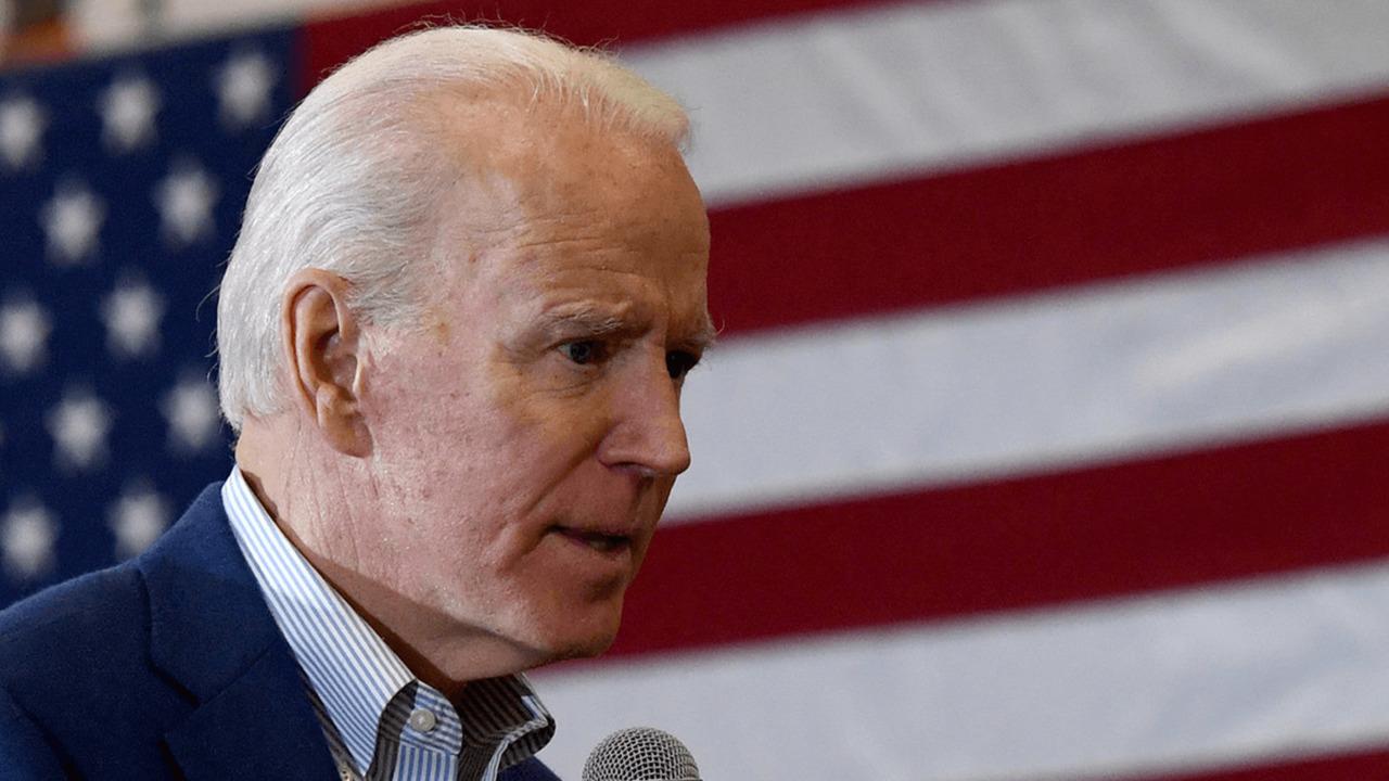 Biden: 'I wouldn't vote for me if I believed Tara Reade'