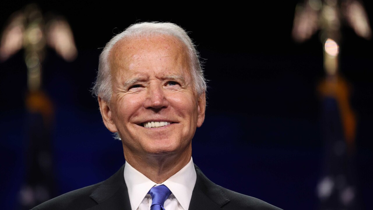 Biden just made it a lot harder for Republicans to tag him 'Slow Joe'