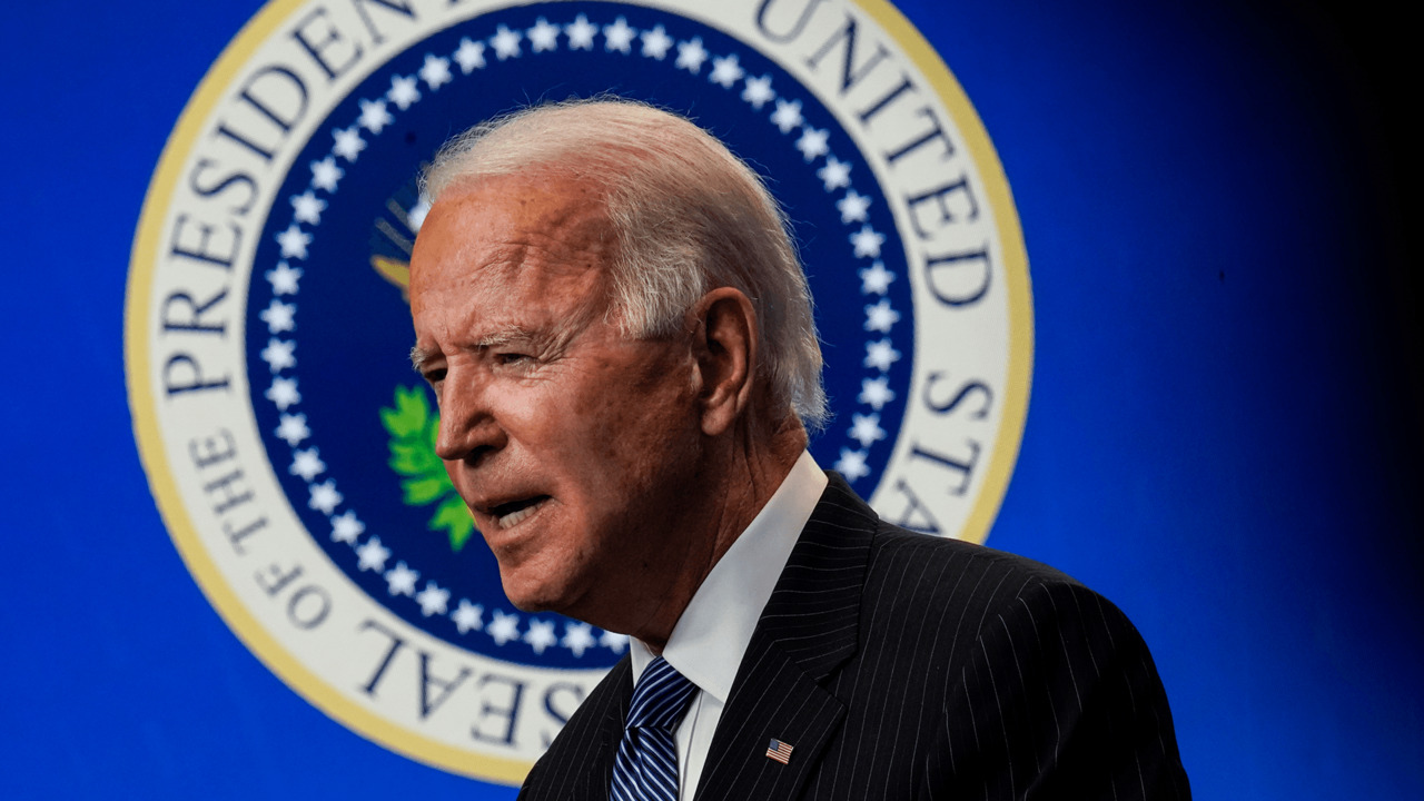 Biden sets sights on 1.5 million vaccinations a day