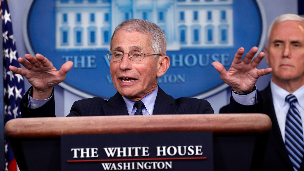 Fauci: A vaccine would be a 'game changer'