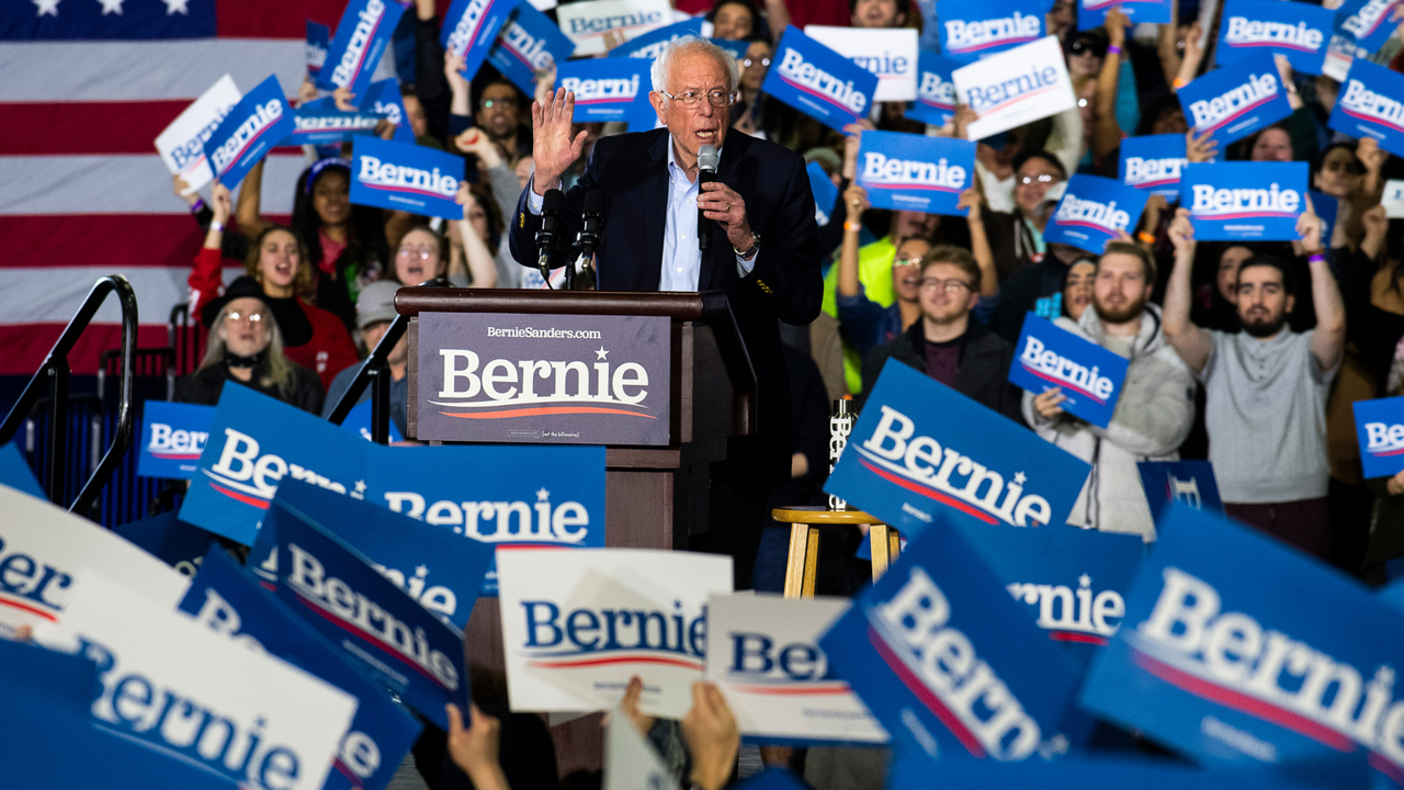 Sanders' 'narrow path' to victory gets even narrower