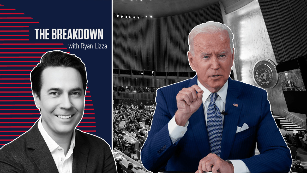 Can Biden bounce back at UNGA 2021?