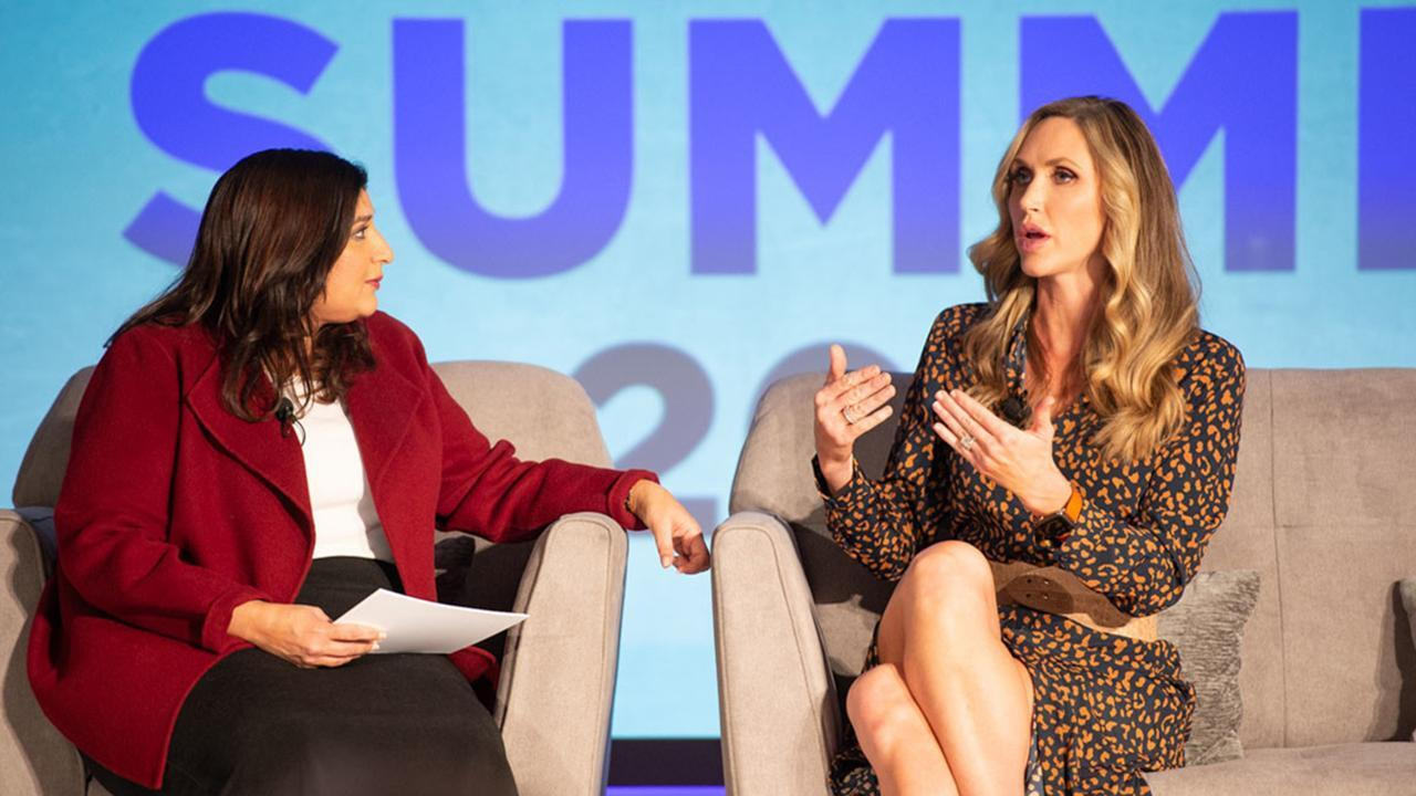 Lara Trump: 'You do have to admire Nancy Pelosi'