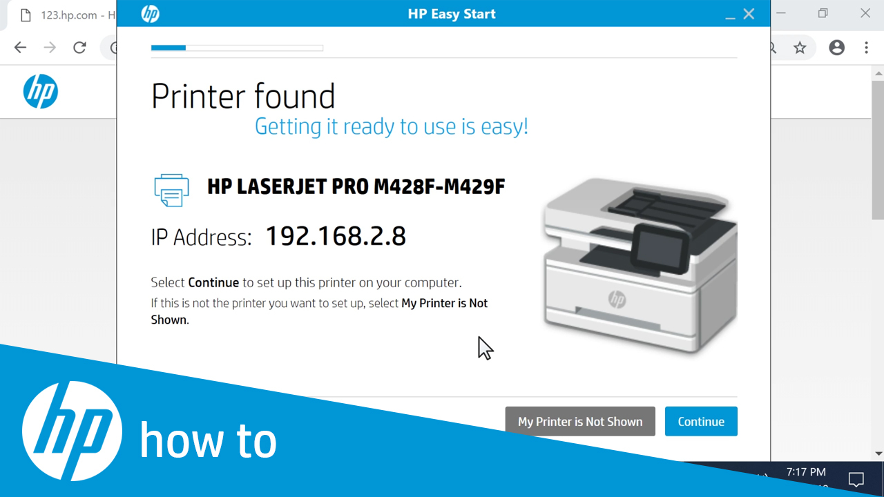 HP Color LaserJet Enterprise M553 series Software and Driver