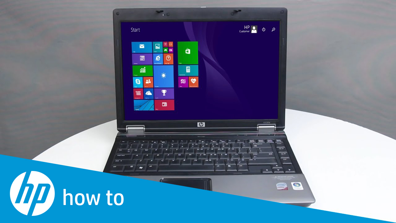 How to hard reset my hp computer