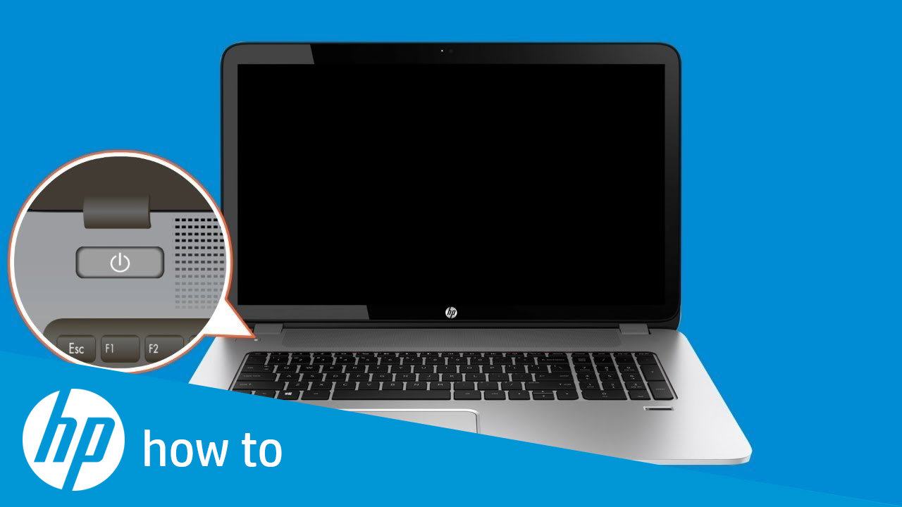 How to reset password on hp stream laptop without disk