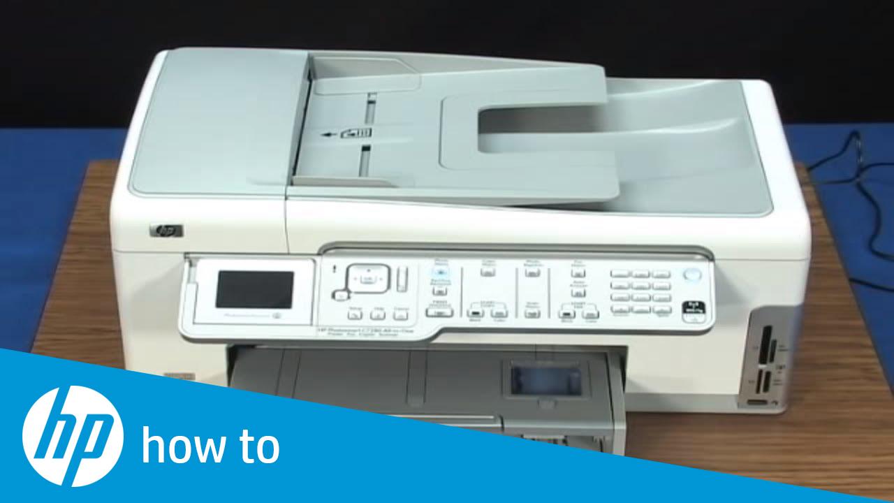 HP PHOTOSMART C7100 SERIES DRIVERS FOR WINDOWS 10