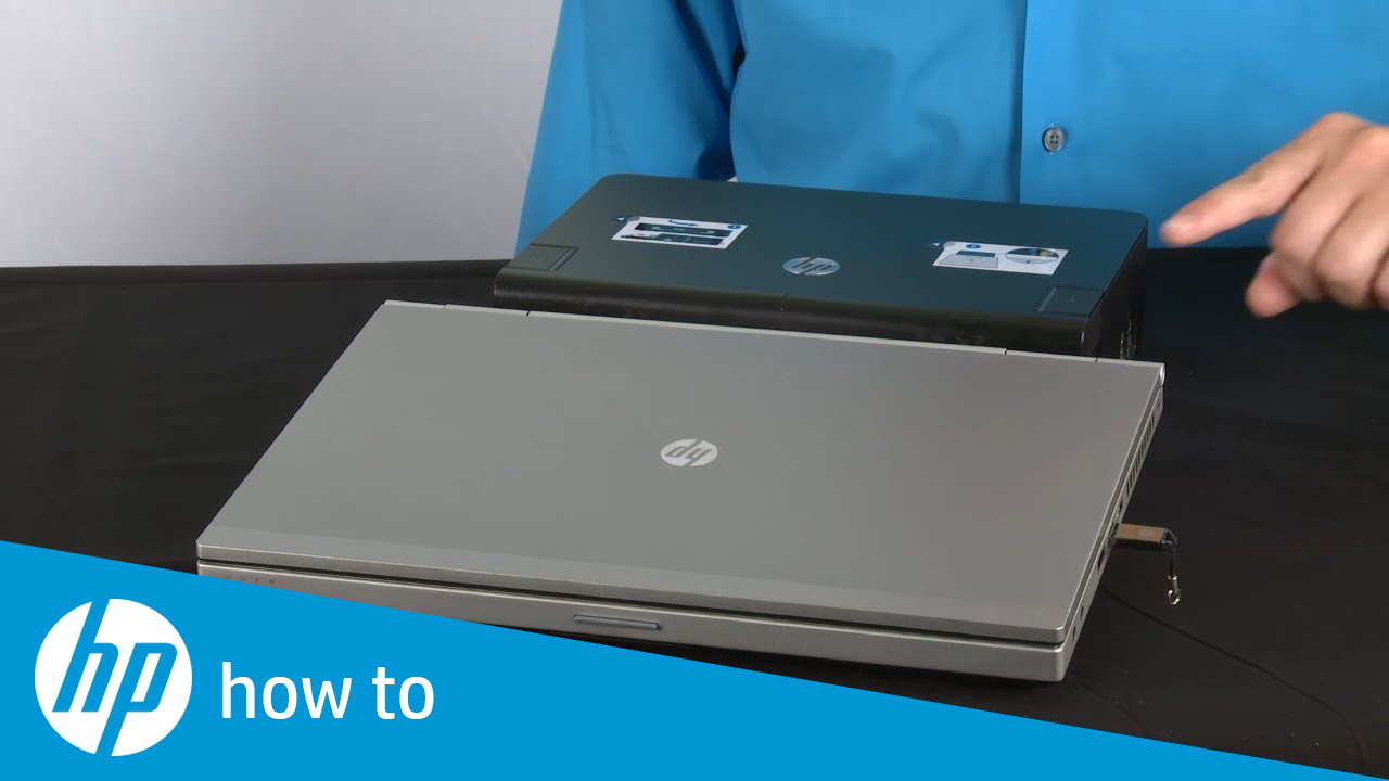 Performing a Hard or Forced Reset on Your HP Notebook (Removable Battery)