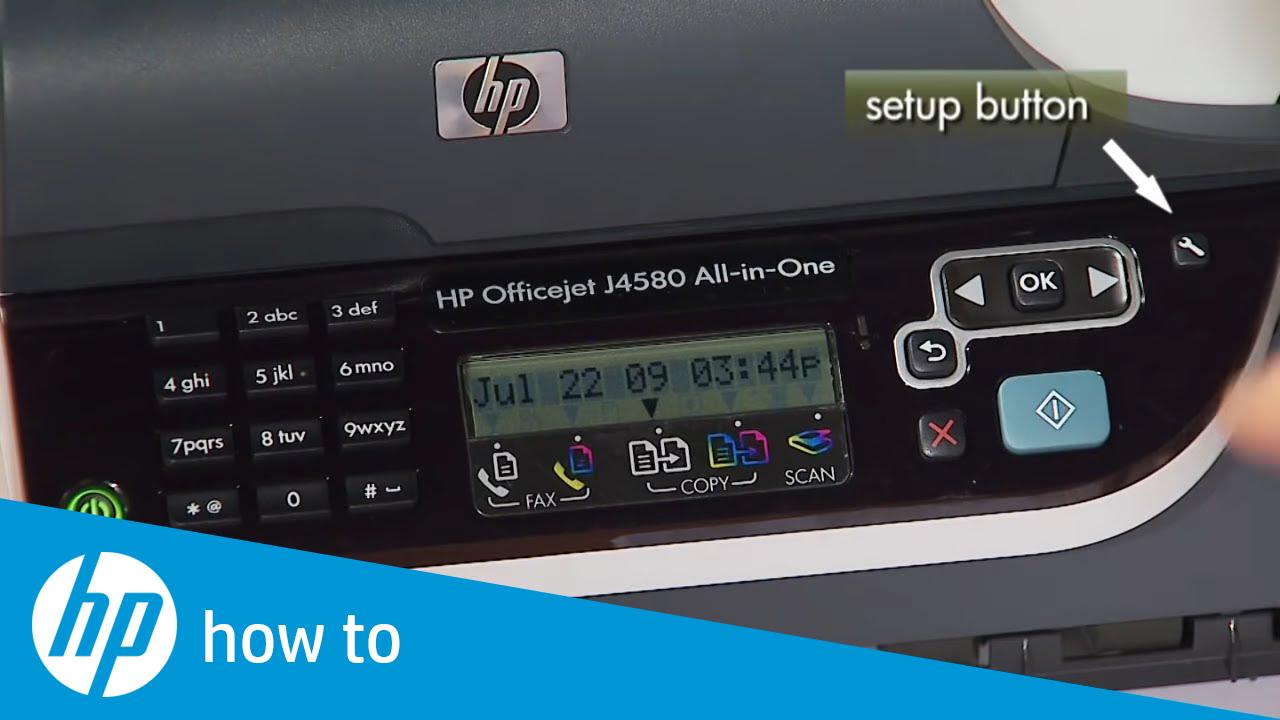 DRIVER: HP OFFICEJET J4500 PRINTER