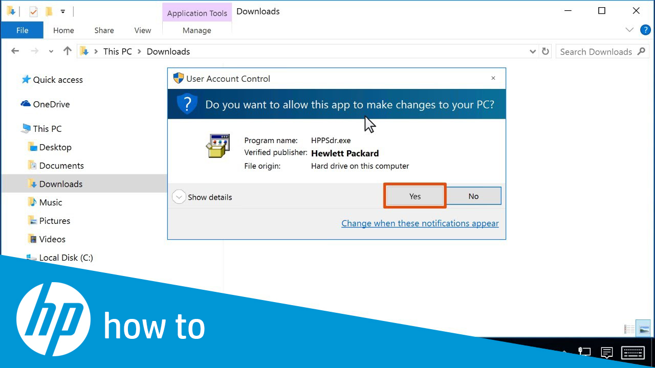 Retrieving a Wireless Network Password with HP Print and Scan Doctor