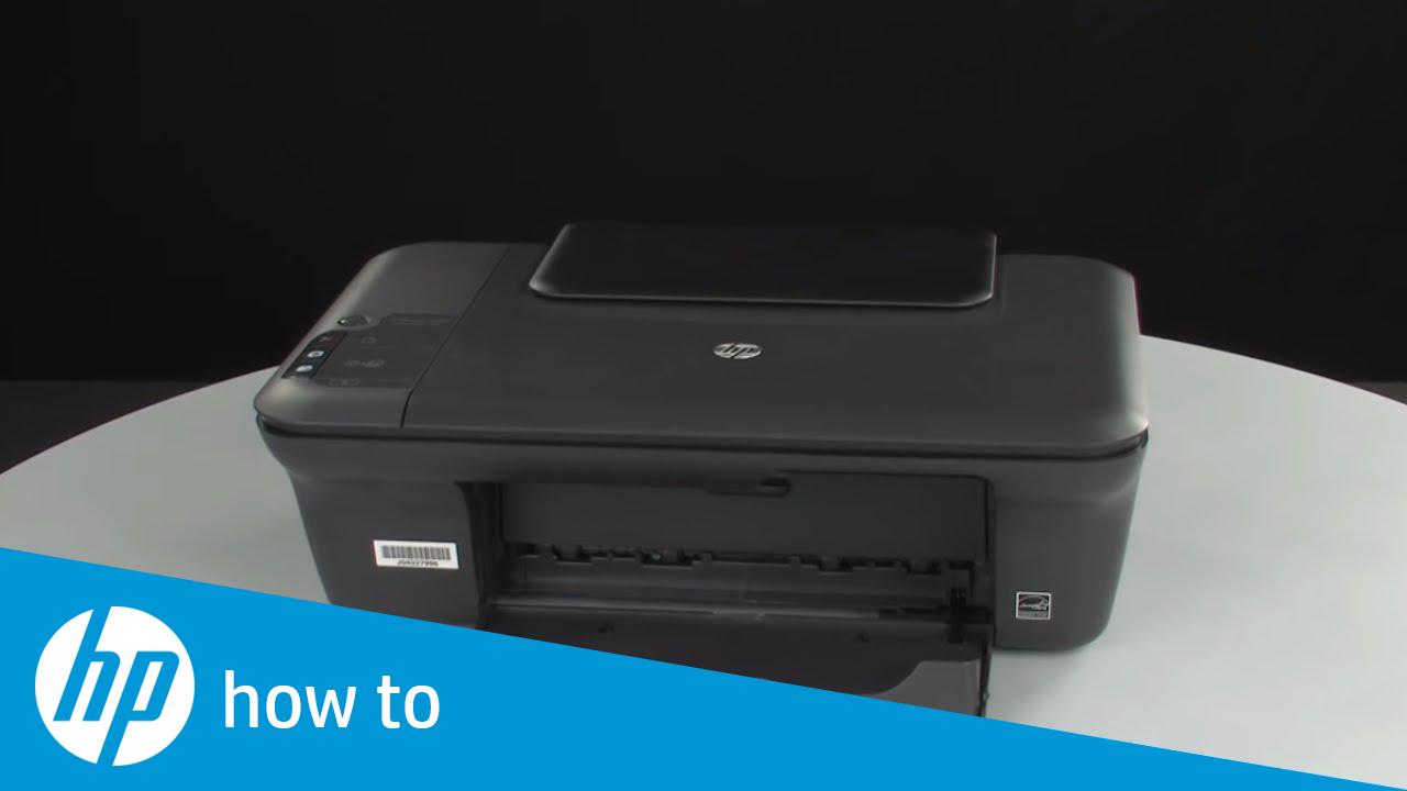 Marvelous Fixing A Paper Jam Hp Deskjet 2050 All In One Printer Interior Design Ideas Skatsoteloinfo