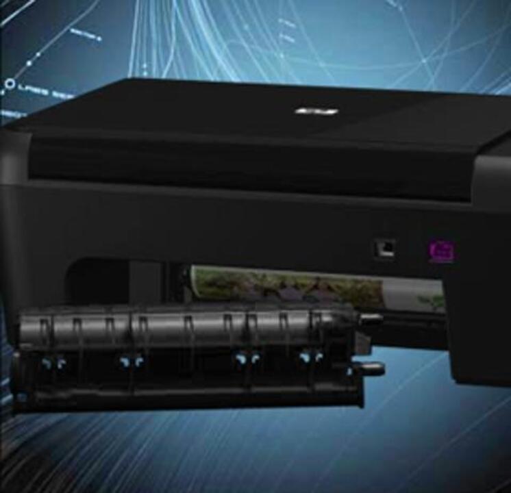 DRIVER: HP PRINTER C4600