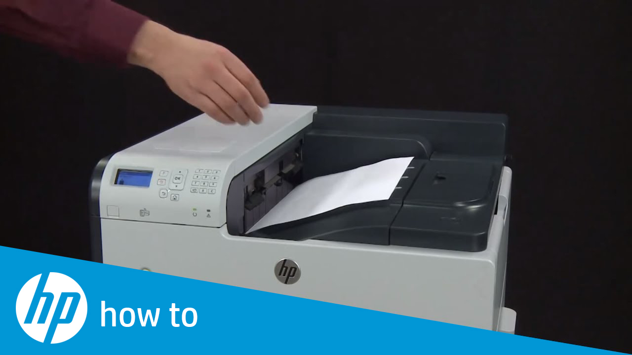 HP LaserJet Enterprise M605 series Software and Driver