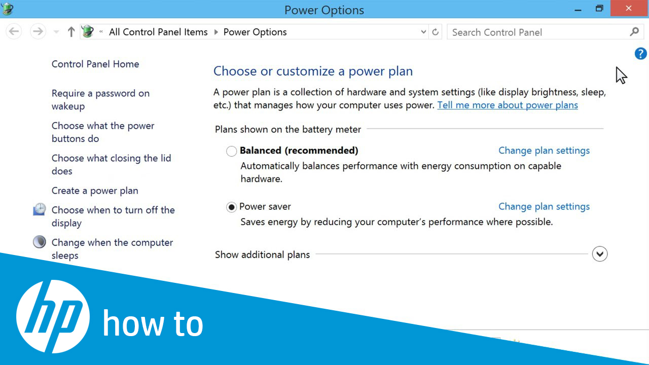 The Computer Will Not Go Into Sleep or Hibernate Mode - Windows 8
