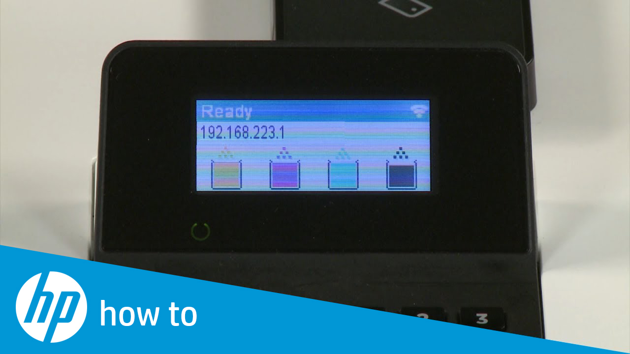 Enabling NFC Printing on HP Enterprise Printers
