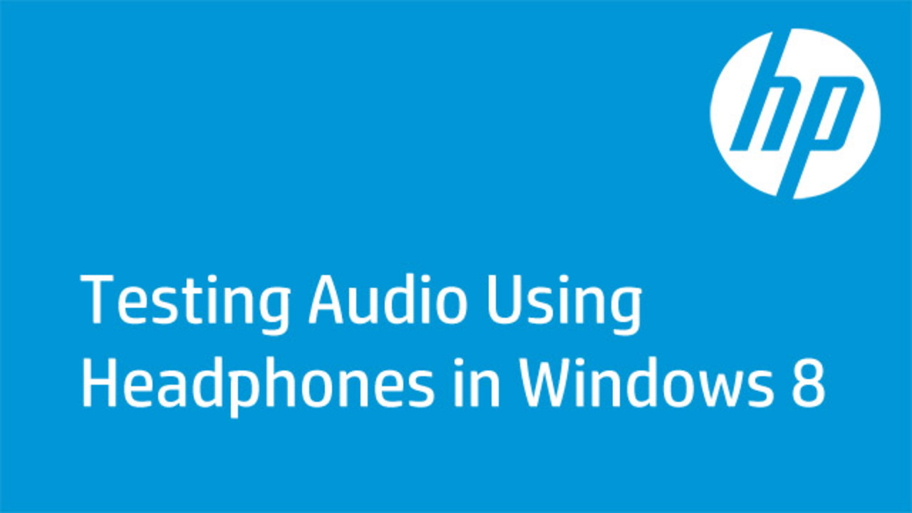 Using Microsoft Sound Troubleshooter in Windows 8