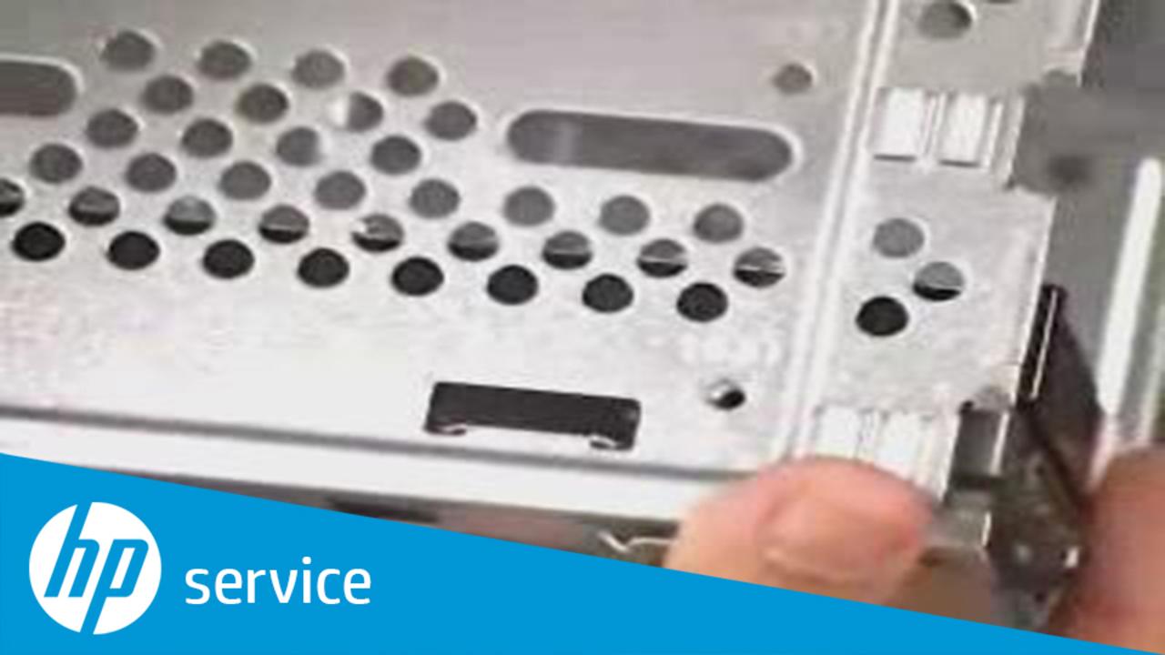 Adding or Replacing Hard Drive Desktops