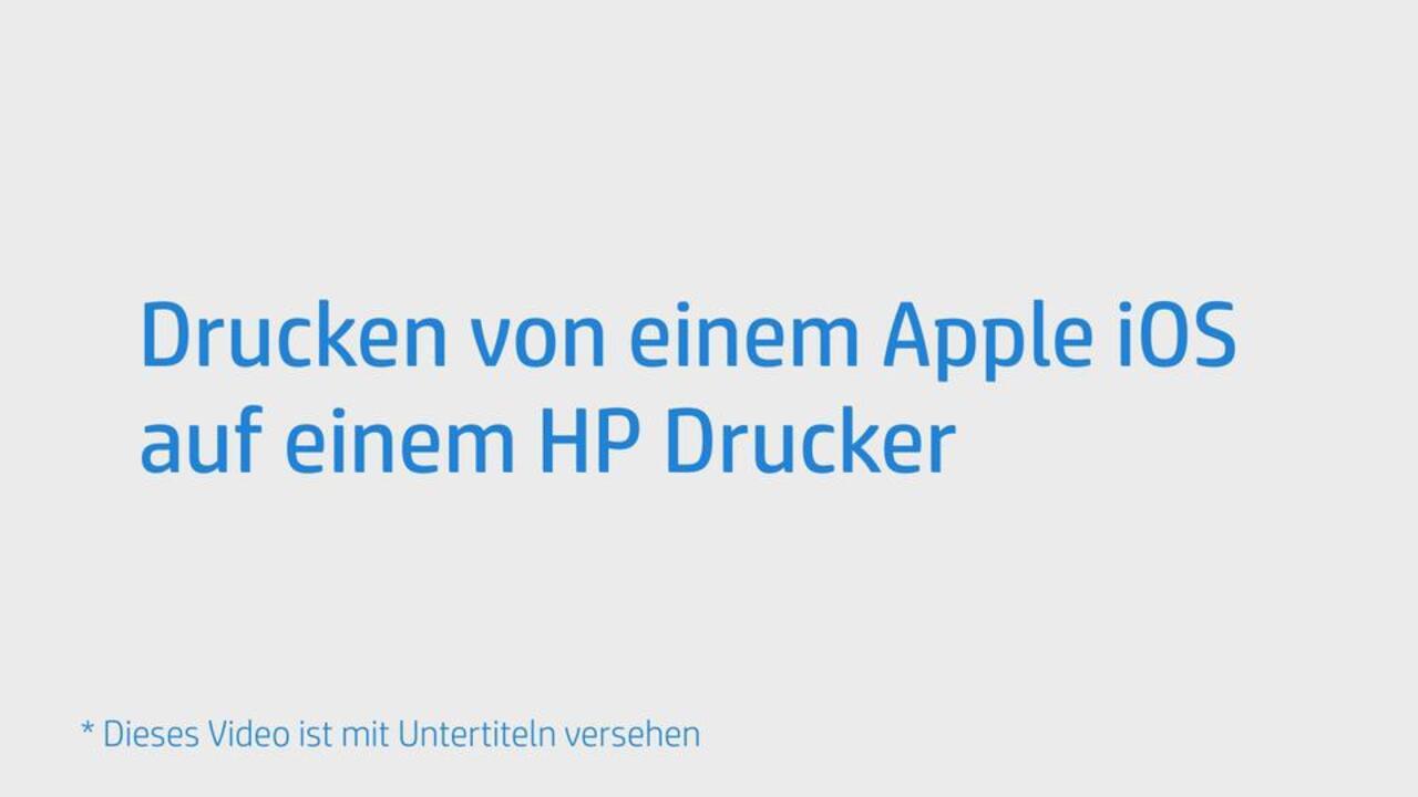 Hp Drucker So Drucken Sie Von Einem Iphone Ipad Oder Ipod Touch 8500a Wireless Printer Diagram Hier Erfahren Wie Apple Ios Mit Drahtlosdrucker