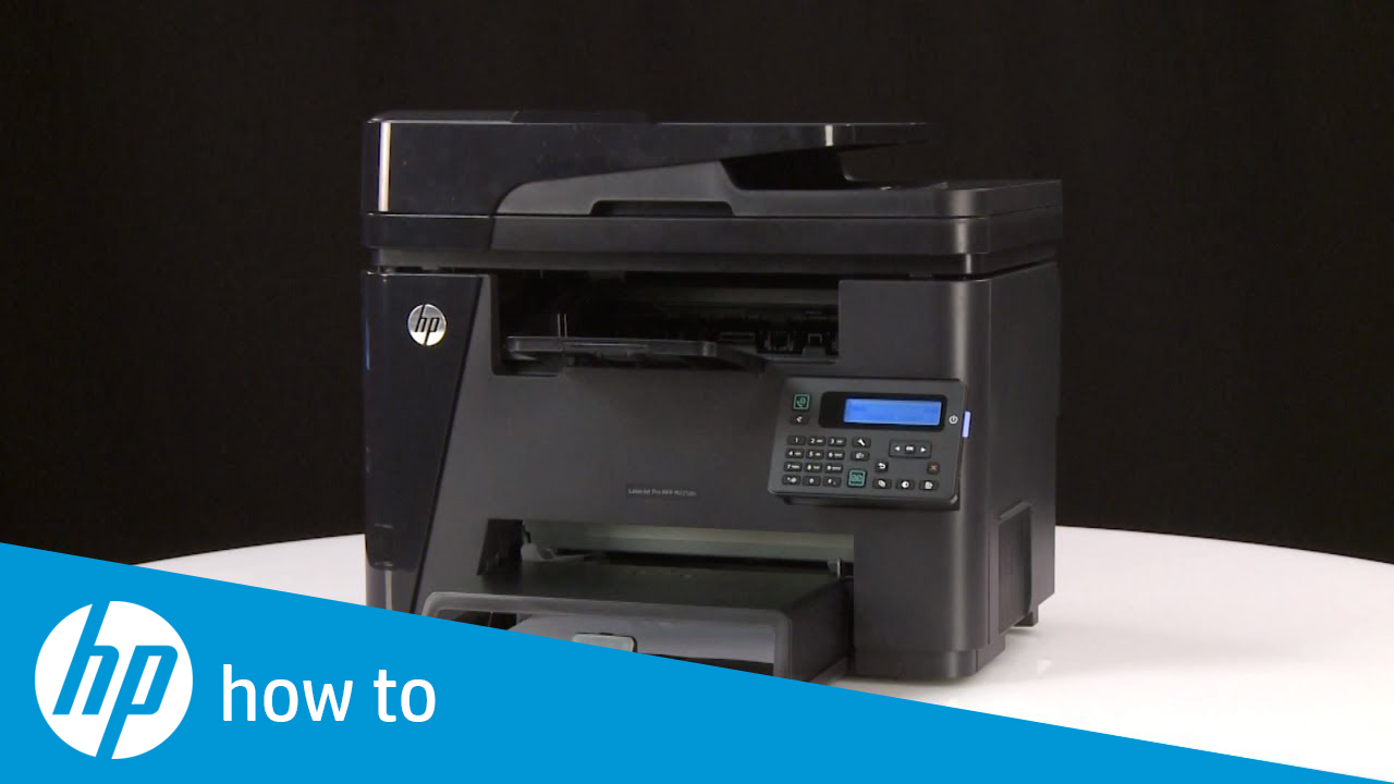 The Printer Does Not Pick Up Paper or Misfeeds - HP LaserJet Pro MFP M225dn  and M226dn