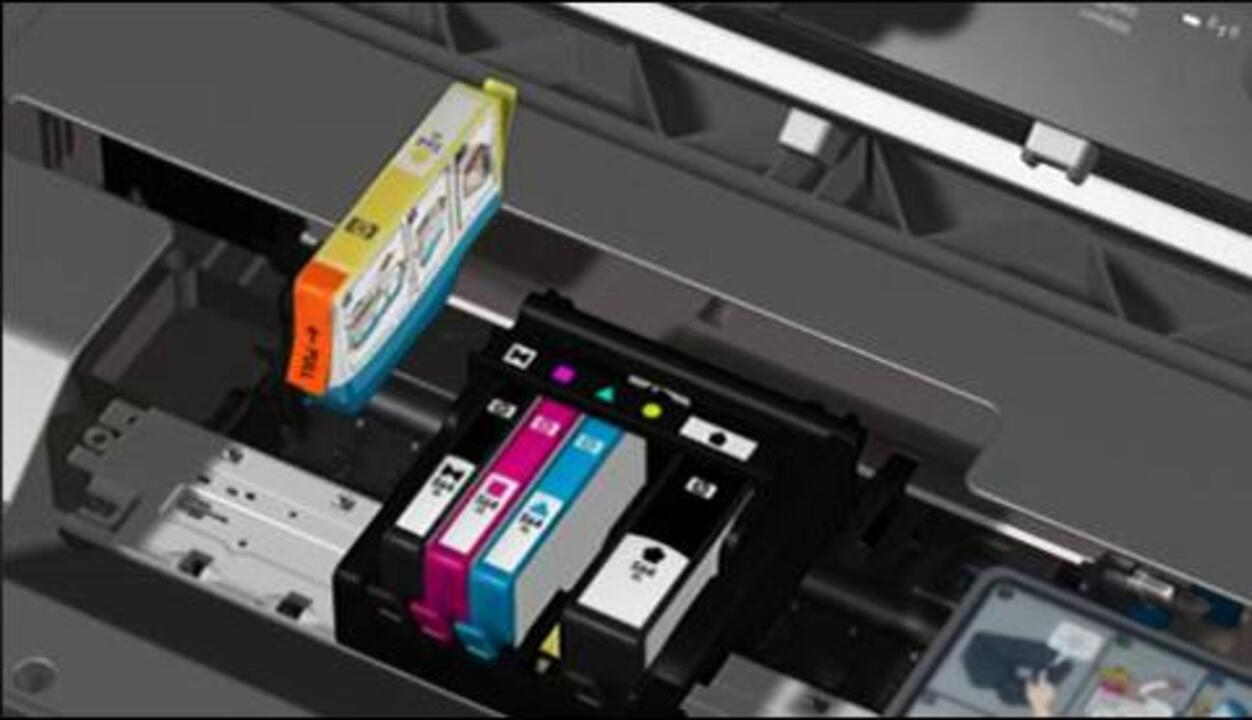 HP Photosmart Premium e-All-in-One printerserie - C310