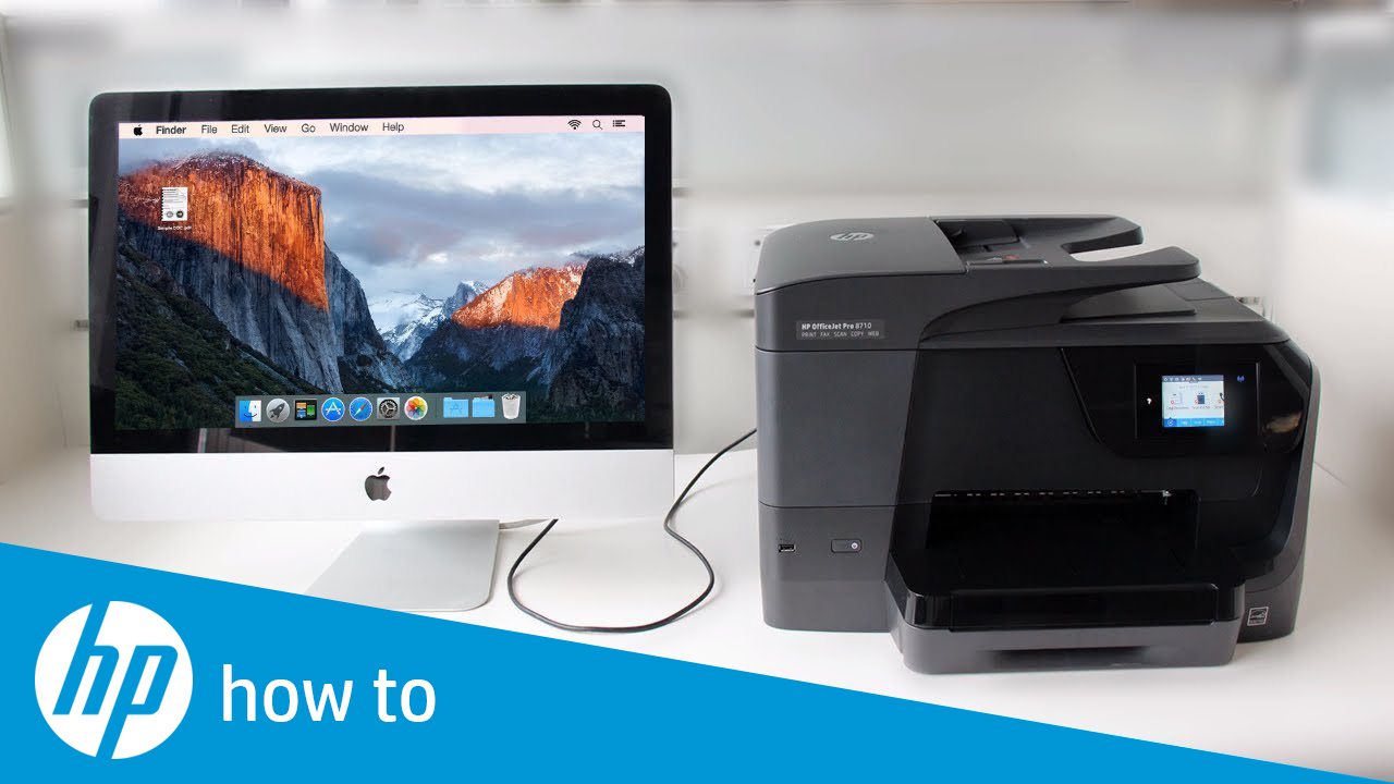 How To Automatically Print on Both Sides of Paper on HP Printers from a Mac