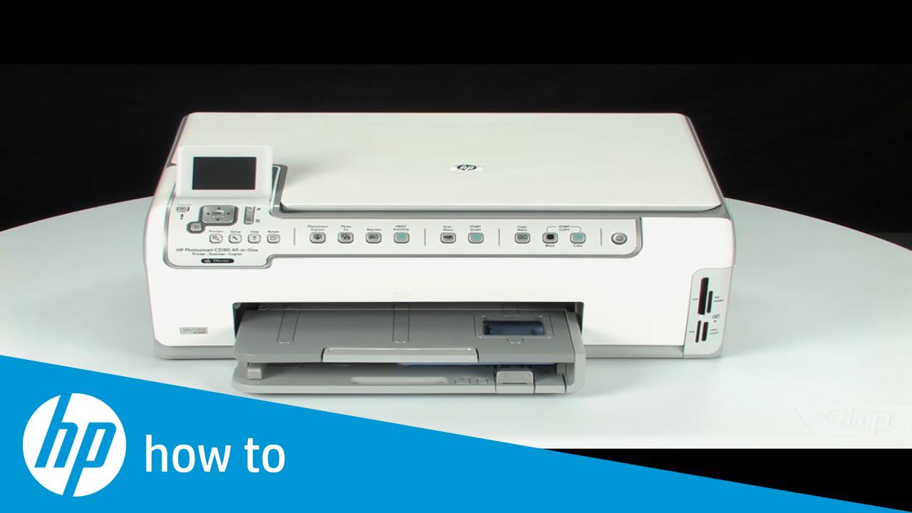 HP PHOTOSMART C5180 TREIBER HERUNTERLADEN