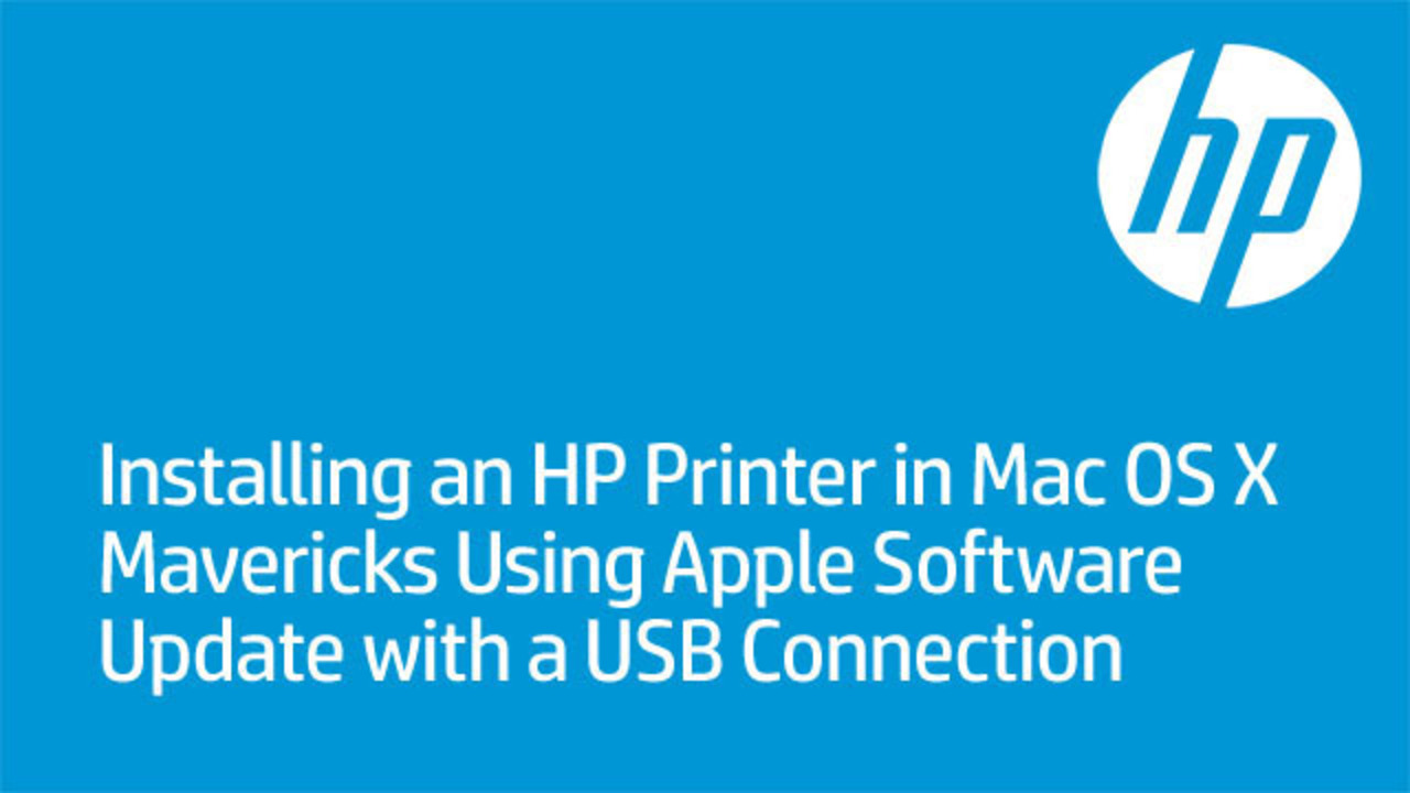 Hp Deskjet 6940 Printer Driver Downloads Customer Support Using Your Electrical Wiring For Networking The Family Helpdesk Installing An In Mac Os X Mavericks Apple Software Update With A Usb Connection 109 Also Known As Is Providing