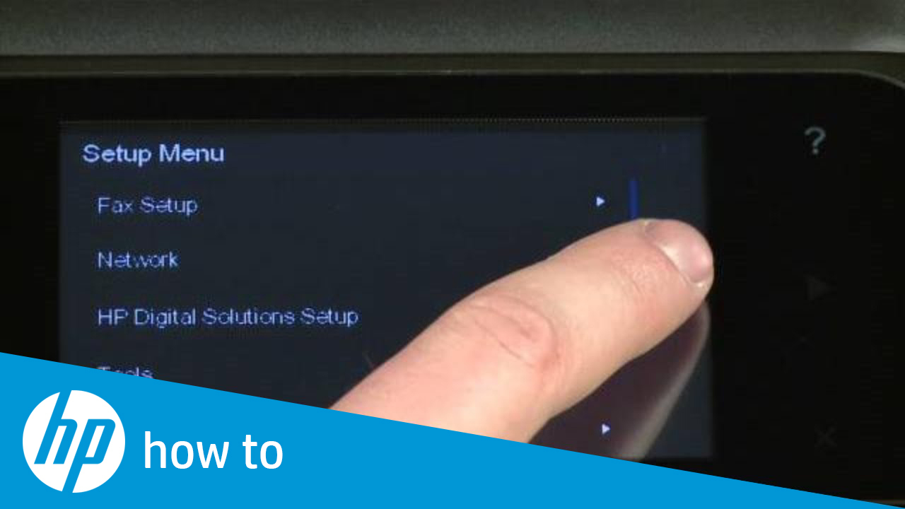 Fixing a Paper Jam - HP Officejet Pro 8600 e-All-in-One Printer (N911a)