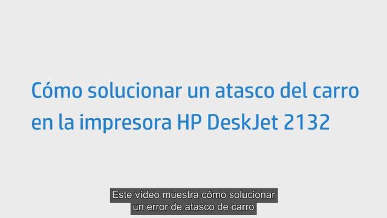 Impresoras HP DeskJet 2130 - La luz de Reanudar y ambas luces de ...